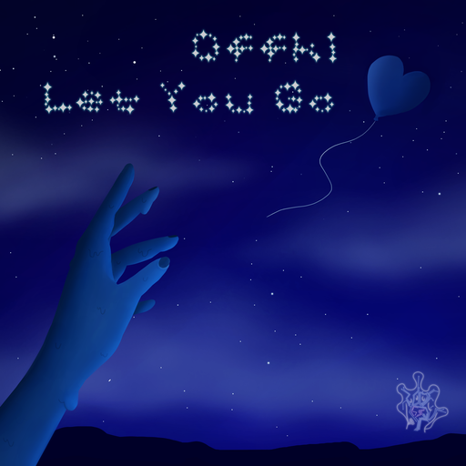 Album cover for Let You Go by OffKi
