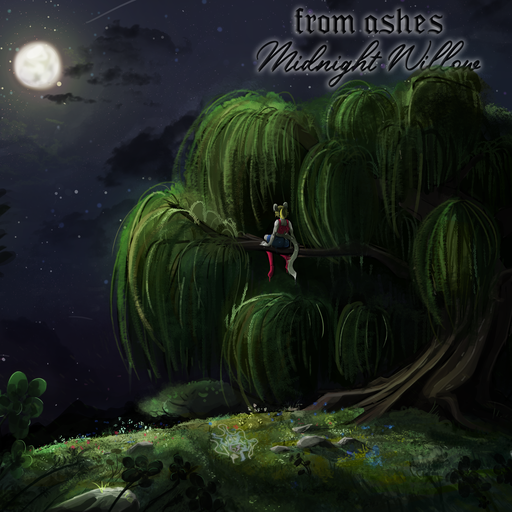 Album cover for Midnight Willow by From Ashes