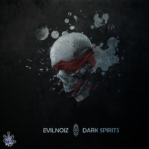 Album cover for Dark Spirits by Evilnoiz