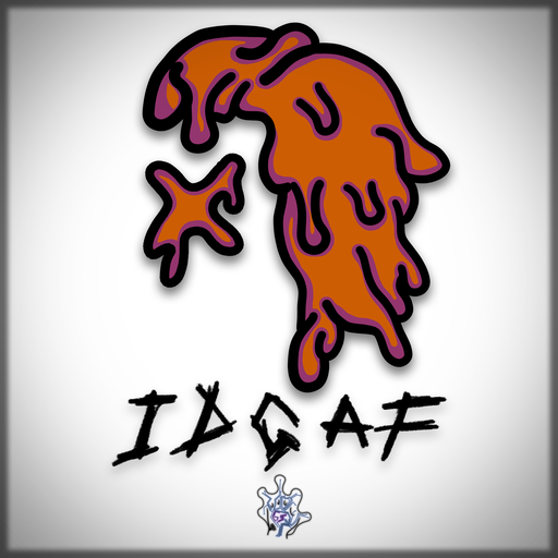 Album cover for I D G A F by RANGA