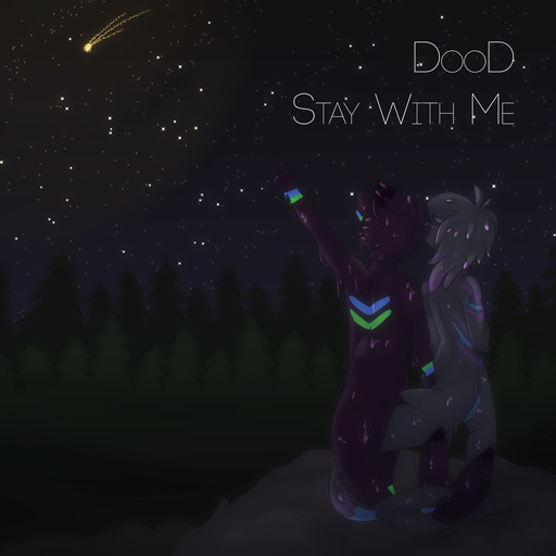 Album cover for Stay With Me by DooD